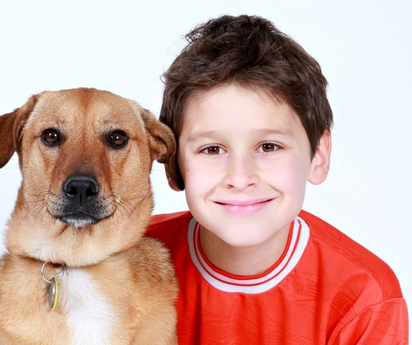 4 things kids need to know about dogs with McCann Professional Dog Trainers
